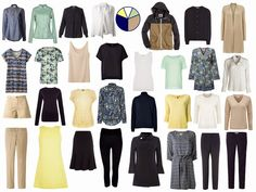 The Vivienne Files: An Embellished Cardigan: How to Dress Up a Starting From Scratch Capsule Wardrobe