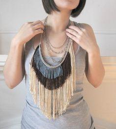 f-f-f-fringe necklace