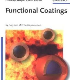 Functional Coatings: By Polymer Microencapsulation PDF