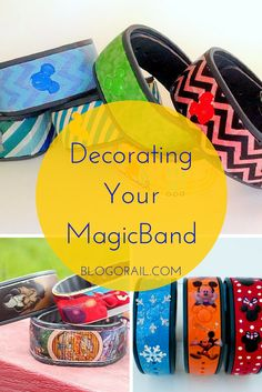 In this house we do Disney Decorating Your MagicBand Disney World 2017, Disney World Planning, Walt Disney World Vacations, Disney Trips, Disney Parks, Disney Travel, Disney Bound, Disneyland Vacations, Disneyland Ideas