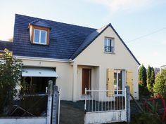 La #maison de Coralie et Damien en Normandie - modèle EVASION de la gamme HOME CHRYSALIDE #House #MaisonsPierre #Maison