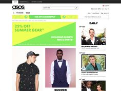 asos.com category page