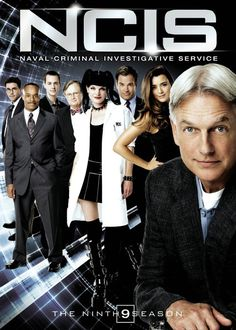 NCIS Season 9 DVD Set
