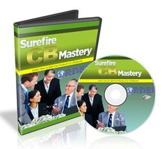 Surefire CB Mastery - Surefire cb mastery is a 10 part video series explaining how to sell your product on the Clickbank marketplace and tap into thousands of affiliates.