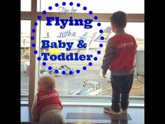 TIPS FOR FLYING WITH A BABY & TODDLER - Emily Norris - WATCH VIDEO HERE -> http://babystrollerphilippines.com/tips-for-flying-with-a-baby-toddler-emily-norris/   Here are my tips for flying with a baby and toddler, from my recent experience.  Tips recap: – Book flight times that include a nap during flight – Take into account the time you'll need prior to the flight to get to the airport and in the airport – Leave plenty of time...  Baby Stroller