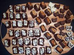 Najsmaczniejsze domowe pralinki - nadziewane czekoladki ~ Betty gotuje