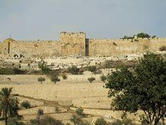 The Holy City Jerusalem | Jerusalem, Israel, City, Holy City, City Wall, Wall