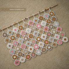 Crochet Box, Crochet Potholders, Thread Crochet, Crochet Doilies, Knit Crochet, Crochet Curtains, Free Pattern, Diy And Crafts, Mandala