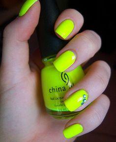 """Esmalte China Glaze """"Celtic Sun""""   R$28.00"""