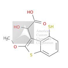 2-HYDROXY-2-(4-MERCAPTO-2-METHOXYBENZOTHIOPHENE-3-YL)ACETIC ACID is now  available at ACC Corporation