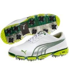 Super Cell Fusion Ice Golf Shoes