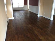 2 coats of Jacobean Dura Seal Red Oak Floors, Walnut Floors, Pine Floors, Walnut Wood, Dark Walnut, Walnut Stain, Dark Wood, Hardwood Floor Stain Colors, Hardwood Floors
