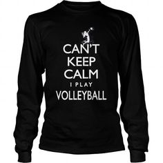 Cant Keep Calm Womens Volleyball
