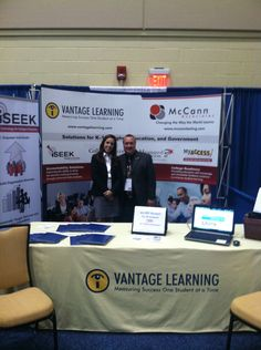 Jenny and Joseph are at the 2012 Pennsylvania Charter School Annual Conference in Lancaster.