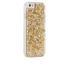 Case-Mate Karat Cases for Apple iPhone 6 in Gold