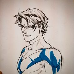 Nightwing by Marcus To