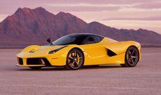 2015 Ferrari LaFerrari 1 of 120 For the U.S. Market, 317 Miles