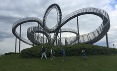 Lopen over achtbaan Tiger and Turtle in Duisburg Ferris Wheel, Turtle, Fair Grounds, Travel, Turtles, Trips, Tortoise Turtle, Viajes, Traveling