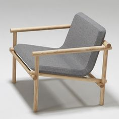 I really do like this chair - Lumber by Jamie McLellan for Fletcher Systems