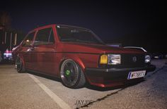 WSEE TOUR 2016 VW JETTA MK1 www.jayjoe.at