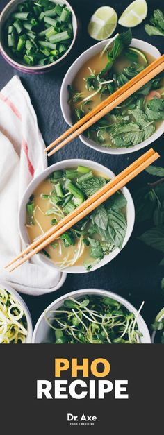Thus gut-healthy pho recipe is perfect for cold winter nights!
