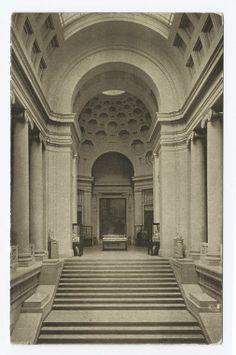 Stairway and Rotunda, Museum Fine Arts, Boston (1905-1915)