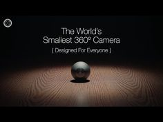 Luna – The World's Smallest 360° Camera Review » The Gadget Flow