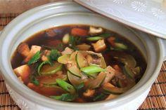 David Chang and Doenjang Chigae (Korean Bean Paste Stew)
