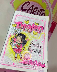 Jojo Siwa Birthday, Diy Birthday, Birthday Cards, Page Borders Design, Border Design, Kawaii, Baby Shark, Grammar Book, Stories For Kids