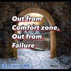 "#startup คำคมเปลี่ยนวิธีคิดเพื่อชีวิตที่สำเร็จ  ""หลุดจากความล้มเหลว คือการออกจากความสบายที่เคยชิน""  ใช่ครับ ความสบายแบบเดิมๆ เป็นตัวการให้เราไม่ไปถึงความสำเร็จ ถ้าอยากได้อะไรใหม่ๆ ก็ต้องคิดใหม่ ทำใหม่ เพื่อเปลี่ยนผลลัพธ์ ไปสู่ความสำเร็จ ""เลิกโทษนั้น เลิกหาข้ออ้าง เลิกหาข้อแก้ตัว"" ""คิดแล้วมุ่งมั่น คิดแล้วทำ คิดแล้วพยายาม"" ผมกล้าบอกเลยว่า ชีวิตเราจะเปลี่ยนไปแน่นอน  ติดตามเรื่องราวสร้างแรงผลักดัน และการตลาดดิจิตอลได้ที่นี้ ทุกวันครับ"