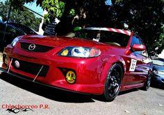Mazda Protege ☺ ☺ ☻. ☂