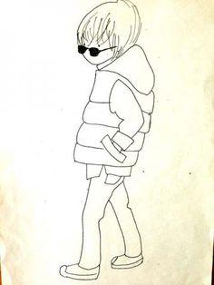 おシャレして・・ダウンベストの男の子 - パッチワークキルト・手芸キットのゆう風舎 Net Shop/ from Stuquilt 2