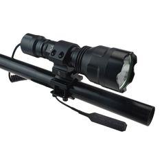 Mini Flashlight Tactical Flash Light Cree XML Waterproof LED Bicycle Torch For Shotgun / Rifle Mount Hunting Gun Best Torch, Mini Flashlights, Flash Light, Hunting Guns, Torch Light, Led Flashlight, Shotgun, Survival, Bicycle