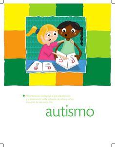 Cartilla autismo by Marta Montoro Cano, via Slideshare