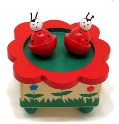 Dancing ladybugs-- Maddie has this!  :)