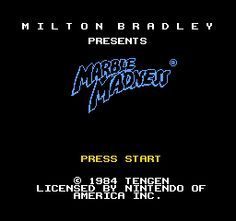 Play Marble Madness Nintendo NES online | Play retro games online ...