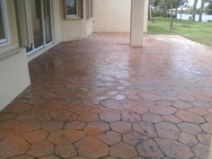 Finding the Perfect Outdoor Patio Floor Tiles on Your Home: Captivating Irregularly Shaped Outdoor Patio Floor Tiles Ideas ~ punchcopy.com Exterior Design Inspiration