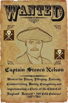 Pirate Wanted Posters Template Bering Sea Gold Season 5 Episode 6