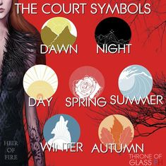 Image result for throne of glass book series symbols