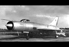 Picture of the Sukhoi Su-11 (Fishpot-C)