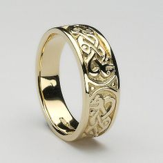 Gents Celtic Ring (C-80)