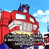 Transformers Headcanons™ — iopele: G1 Optimus Prime is a treasure