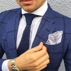 A 100% handmade pocket square by #sebastiancruzcouture