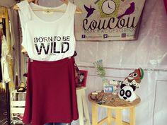NEW COLLECTION! Pretty Woman. Todo a la cintura. Pantalones shorts faldas. Tshirts blusas y vestidos.  Diseño y confección colombiana. HOY DOMINGO estamos en la @laferia_cucuta hasta las 8pm.  Parque La Ceiba. Te esperamos!  #prettycoucou #vivolaferia #cucuta  #cúcuta #colombia #instamoda #instafashion #comprocolombiano