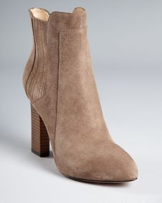 Joan & David Booties - Praxy Gored | Bloomingdale's - $260