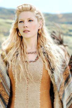 Immagine di vikings and lagertha