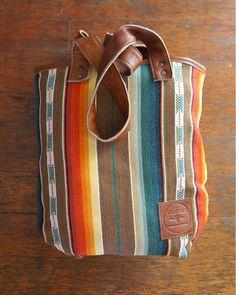 Vaalbara | Santa Fe Signature Tote Bag  http://www.renegadecraft.com/austin-summer-home