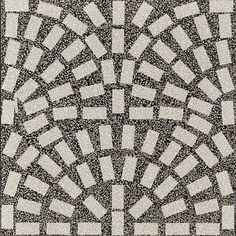 Courtyard Porcelain Stoneware Flooring Varies From Fine To Medium Grain. Terrazzo, Garden Tiles, Quartz Slab, Exterior Cladding, House Tiles, Color Tile, Black Decor, Porcelain Tile, Textures Patterns