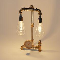Steampunk Lamp, 3 D, Wall Lights, Fan Art, Lighting, Instagram, Home Decor, Homemade Home Decor, Appliques