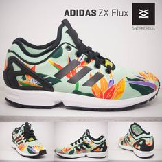 adidas zx flux nps blush